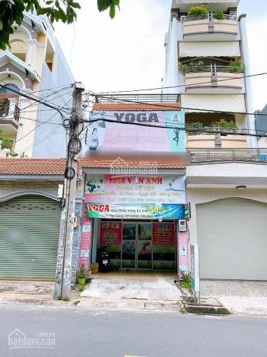 Bán nhà mặt tiền đường rộng 20m phường Tân Sơn Nhì, 4x19m, 1 lầu, vị trí rất tiềm năng. Giá 9 tỷ ảnh 0