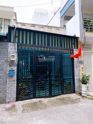 Bán nhà hẻm 6m đường Tân Hương, 4x21m vuông vức, cách chợ Tân Hương 200m. Giá 7 tỷ TL ảnh 0