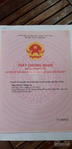 Chính chủ cần bán đất KP4 Nhơn Hội, TP. Quy Nhơn, Bình Định ảnh 0