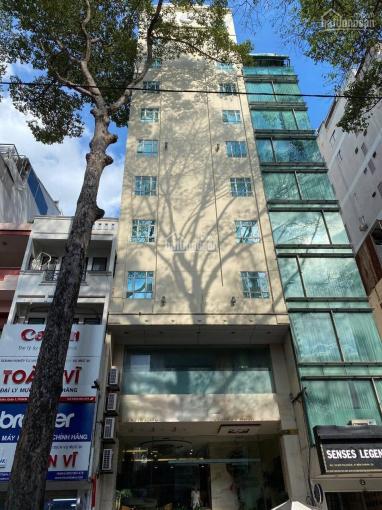 Bán khách sạn mặt tiền đường Bùi Thị Xuân, Quận 1, H + 12 lầu + 50P. Giá 185 tỷ ảnh 0