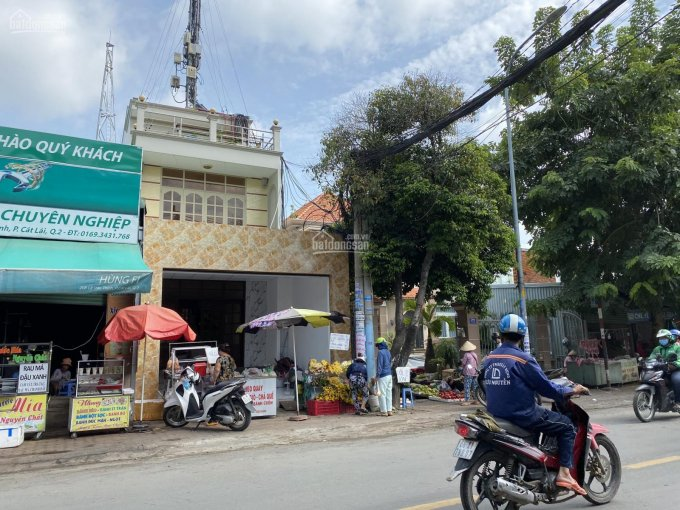 Cần bán căn nhà 1 trệt 2 lầu DT 108m2 giá 19 tỷ MT đường Lê Văn Thịnh, phường Cát Lái, quận 2 ảnh 0