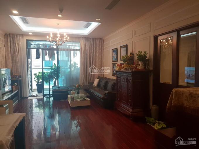 Chính chủ bán căn hộ 132m2, 2PN full nội thất chung cư Vincom 191 Bà Triệu, LH: 0915752762 ảnh 0