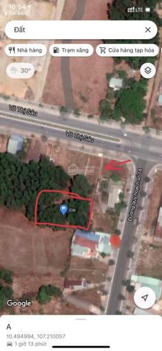Cần bán đất thị trấn Long Điền, Bà Rịa - Vũng Tàu. Cách cổng chào Bà Rịa 3km, đất sổ đỏ - thổ cư ảnh 0