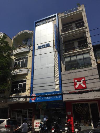 Bán nhà mặt phố Trần Phú, P4, Q5, 4mx21m, 4 lầu đẹp, giá 17,5 tỷ, giá tốt nhất thị trường ảnh 0