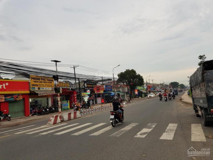 Cho thuê mặt bằng 13,5x30m, giá 50 triệu/tháng, đường Bùi Văn Hòa, P. Long Bình, TP. Biên Hòa