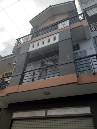 Bán nhà 2 mặt tiền kinh doanh Đô Đốc Lộc, 4.5x15m nở hậu 4.9m gồm 2 lầu mới, 7.35 tỷ ảnh 0