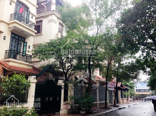 Bán nhà liền kề biệt thự KĐT Trung Hòa Nhân Chính 95m2, MT 6m6. LH 0888652356 ảnh 0