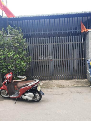 Nhà khu 9 Phú Lợi 1 sẹc Mỹ Phước Tân Vạn, đường nhựa 4m rộng rãi ảnh 0