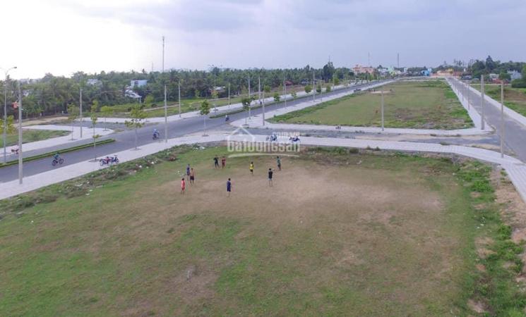 Đất nền sổ đỏ thổ cư 100% trung tâm TP Vĩnh Long sát công viên ven sông cổ chiên LH: 0908207092 ảnh 0