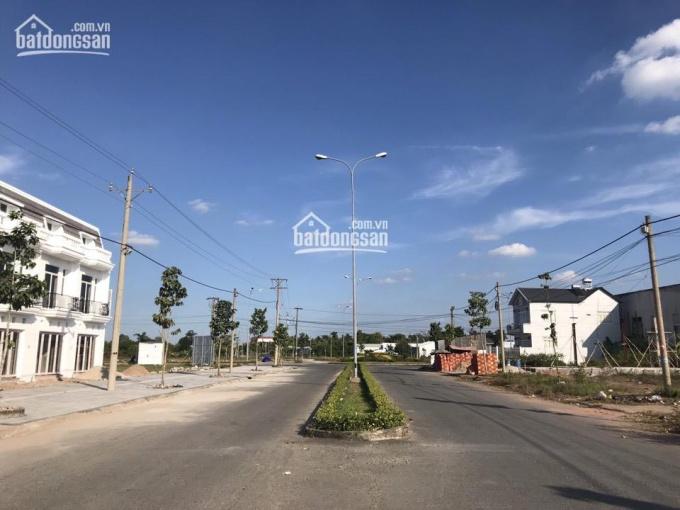 Chính chủ cho thuê đất 200m2 khu dân cư Vĩnh Long New Town