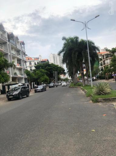 Bán nhà mặt tiền đường D1(Hoàng Trọng Mậu) khu Him Lam Kênh Tẻ - Q7. Giá 27 tỷ, 0909380892 Vũ ảnh 0