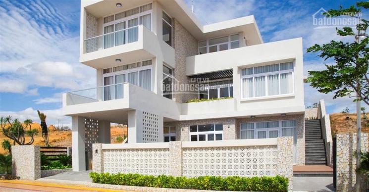 Tôi cần bán gấp lô 2 mặt tiền view biển DA Sentosa Villa giá 13 triệu/m2/250m2, 0979184257 ảnh 0