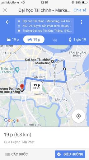 Nhà trọ 457/29 Huỳnh Tấn Phát, Phường Bình Thuận, Quận 7, Thành Phố Hồ Chí Minh