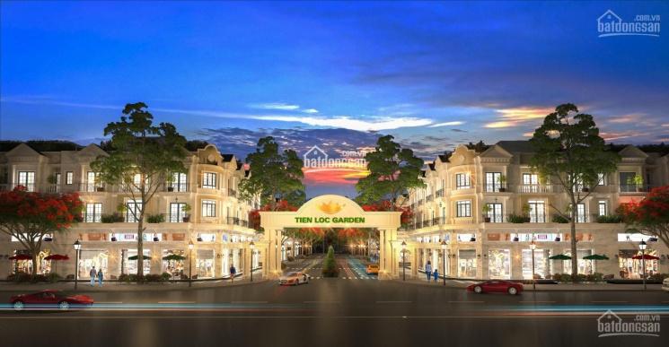 Nhà mặt tiền đường Bà Ký thiết kế đẹp, shophouse MT Tiến Lộc Garden, tặng vàng (chủ đầu tư) ảnh 0