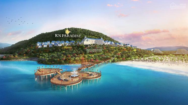 Bán nhà phố biển KN Paradise, cụm sân golf, casino biển nha trang, 5,8 tỷ/1 căn 1T2L1S