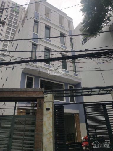 Bán tòa nhà CHDV 12p Quốc Hương, Thảo Điền, DT 7x35m, hầm 5 lầu, HĐT 155,827 tr/th, giá 43 tỷ ảnh 0