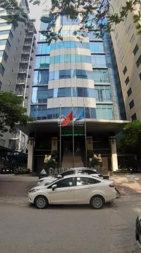 Bán tòa nhà VP ngõ 82 Duy Tân, DT 1000m2, XD 500m2 x 12 tầng nổi, 1 hầm, 2 thang máy, giá 210 tỷ ảnh 0