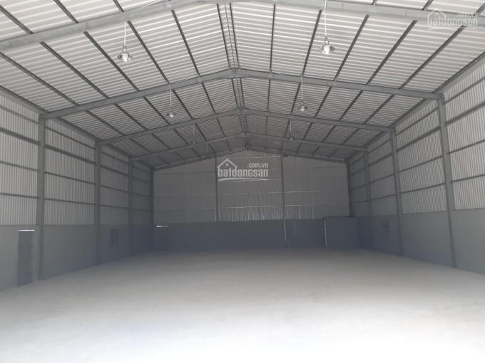 Cho thuê kho xưởng tại quận 12, diện tích 600m2