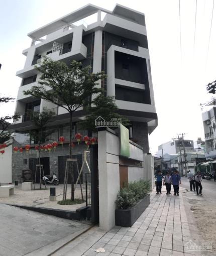 Bán nhà Quận 6, Tân Hóa, 5 lầu, thang máy, đường thông xe hơi, 2 mặt hẻm, 8.2 tỷ 0939368118 ảnh 0