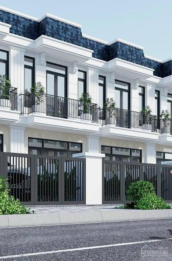 Nhà phố liền kề - mặt tiền QL 50, sản phẩm phù hợp đầu tư và an cư ảnh 0
