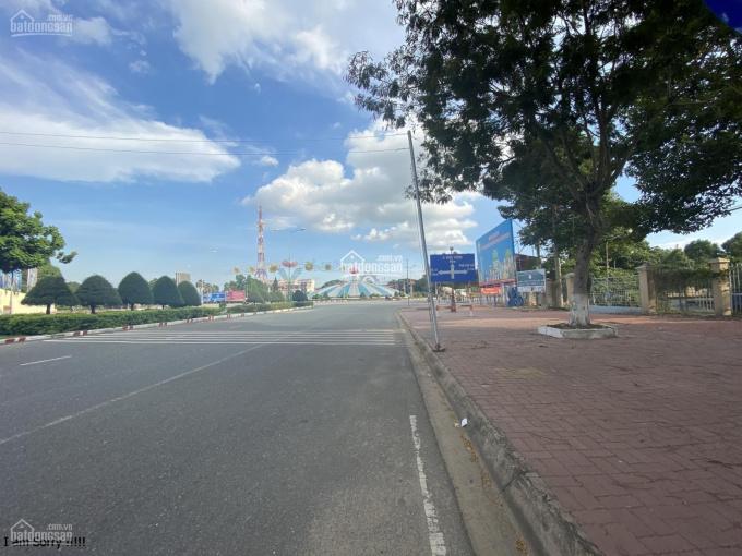 Bán đất công xã Long Tân, quy hoạch đất ở, có thổ cư, vay được ngân hàng, sổ hồng riêng, 0981666942 ảnh 0