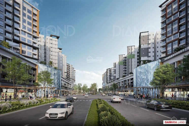 Cần bán căn shop 274m2 giá tốt, vị trí đại lộ 62m tại khu Celadon City sát Aeon Mall Tân Phú ảnh 0
