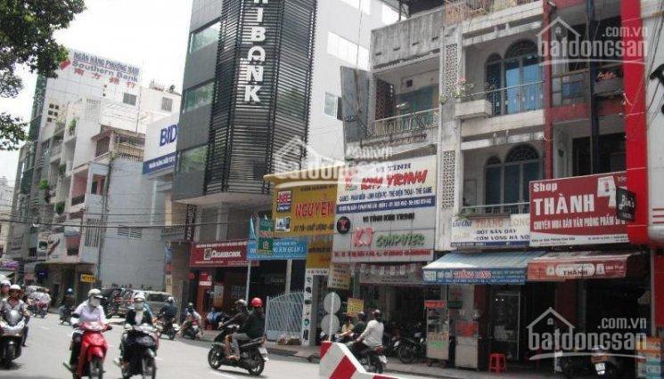 Bán nhà mặt tiền Trần Bình Trọng, P. 4, Q. 5, DT: 5x22m, đối diện siêu thị Au Chan, giá 37 tỷ ảnh 0