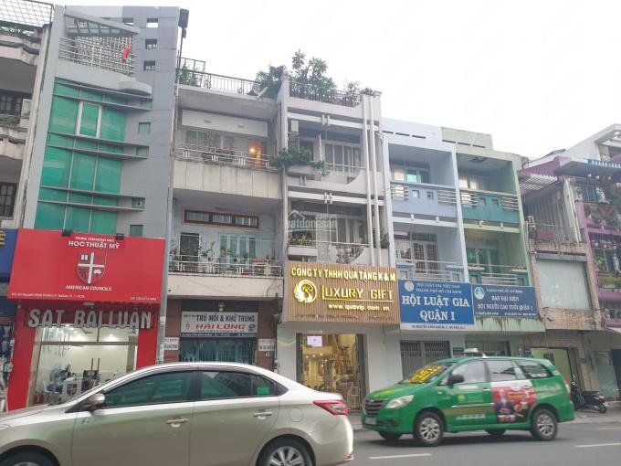 Mặt tiền Huỳnh Văn Bánh, P12, Phú Nhuận, ngang 6x27m - độc lạ hiếm, 5 tầng ảnh 0