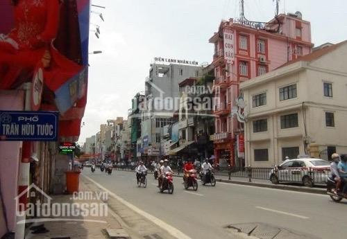 Bán nhà mặt phố Trần Hữu Tước - Quận Đống Đa - 13m măt tiền khủng ảnh 0