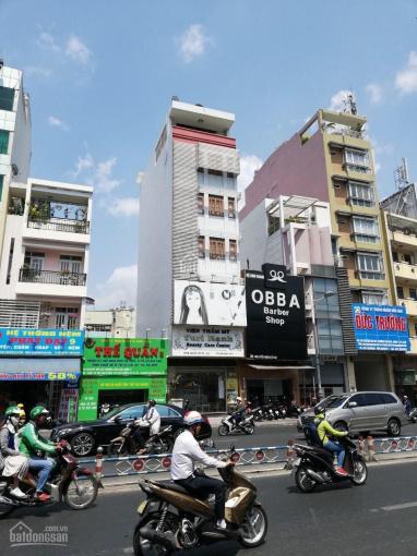 Bán nhà mặt tiền đường Nguyễn Văn Cừ, P. Cầu Kho, Q1. 5x12m vuông, khu sầm uất, giá chỉ 19,8 tỷ TL ảnh 0