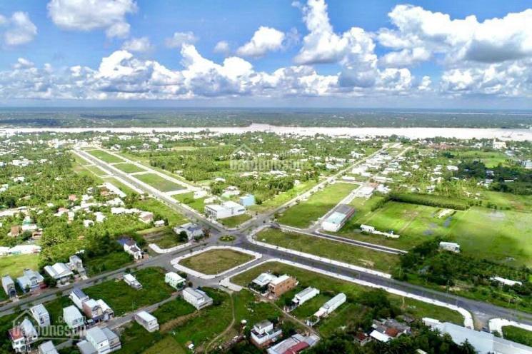 Cần bán 2 lô đất liền kề nhau phường 5, TP. Vĩnh Long, giá 1 tỷ 4 diện tích 112.5m2. LH: 0903828836 ảnh 0