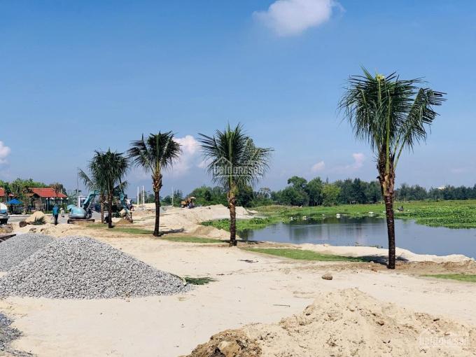 Hot, bán đất mặt tiền sông Cổ Cò ngay đoạn sát FPT Đà Nẵng, giá chỉ 15 tr/m2 ảnh 0