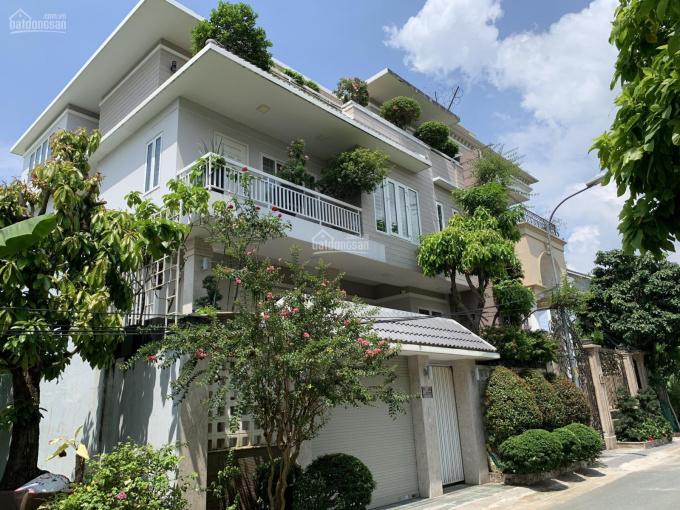 Cho thuê biệt thự 14 x 16m 1 lầu 4 phòng đường Trần Não, P. Bình An, Quận 2 ảnh 0