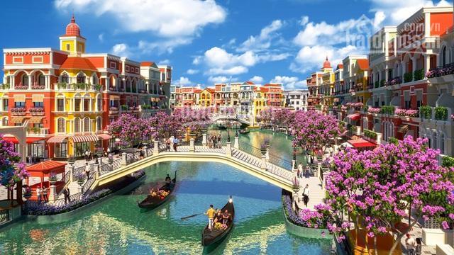 Shophouse trong quần thể nghỉ dưỡng Vinpearl tại Đảo Ngọc Phú Quốc LH 08679962 ảnh 0