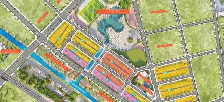 Chính chủ bán 160m2 đất Khu Đô Thị Đông Nam đường Lê Lợi, Trung tâm Tp Đồng Hới, Quảng Bình ảnh 0