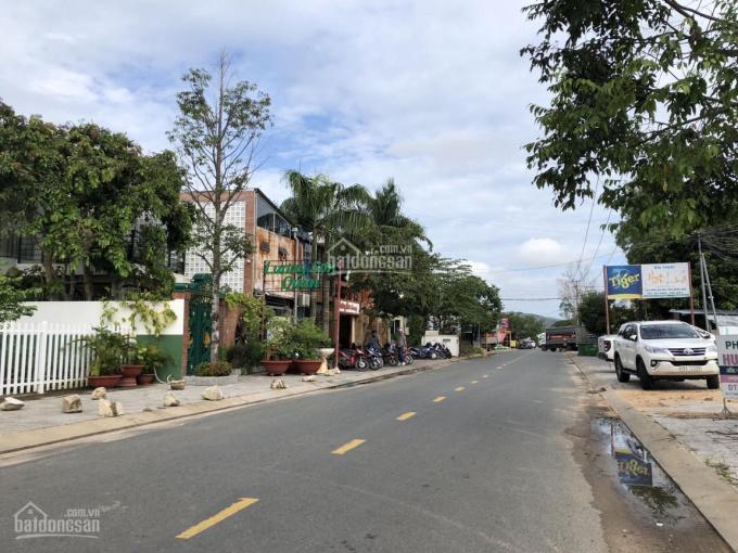 Bán nhanh lô góc 161m2 mặt phố Nguyễn Chí Thanh, đất cực kỳ đẹp, giá đầu tư rất tốt 6.5 tỷ cả mảnh ảnh 0