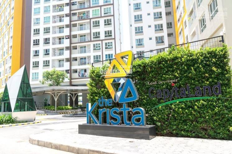 Chuyên bán căn hộ Krista 2PN - 3PN, giá chỉ từ 3 tỷ. LH Loan 0919004895 tư vấn nhiều căn giá tốt ảnh 0