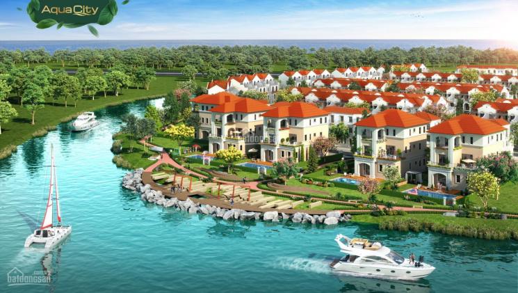 Chuyển nhượng hot nhà phố, biệt thự, shophouse đầu tư cam kết lợi nhuận, chỉ từ 5,3 tỷ, Aqua City ảnh 0