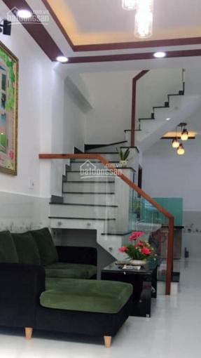 Cho thuê nhà 4.5x20 đúc 1 tấm Phạm Văn Chiêu, F9, vị trí đẹp, giá 7.5 triệu/tháng ảnh 0