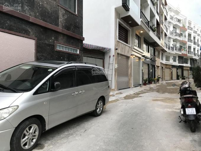 Bán nhà đường Nguyễn Văn Đậu quận Bình Thạnh: Mở bán 6 căn nhà phố tuyệt đẹp Nguyễn Văn Đậu ảnh 0