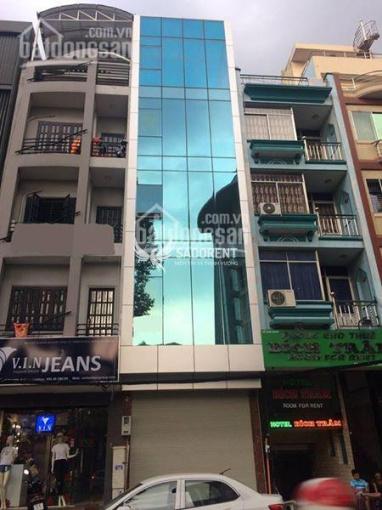 Bán nhà rẻ nhất MT Nguyễn Đình Chiểu, P4, Q3 (4x16)m NH 5 tầng, 2MT, HĐ 50tr/th, 19.5 tỷ 0942422215 ảnh 0