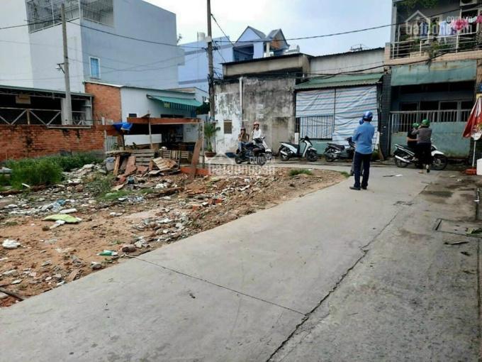 Đất góc 2MT (y hình), sát Aeon Tân Phú. Hẻm 52 đường Số 8, 6,3 x 15m, SHR, hướng Đông Nam, 3 tỷ9 ảnh 0
