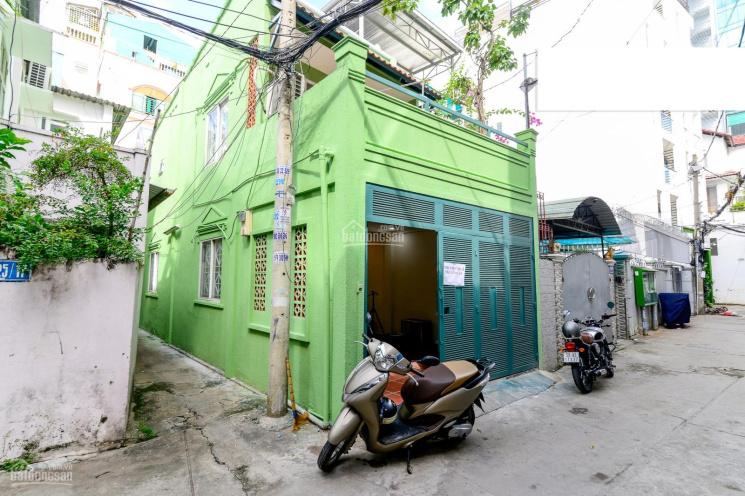 Cho thuê hoặc bán nhà đường ô tô - 25 Nguyễn Bỉnh Khiêm Quận 1 ảnh 0