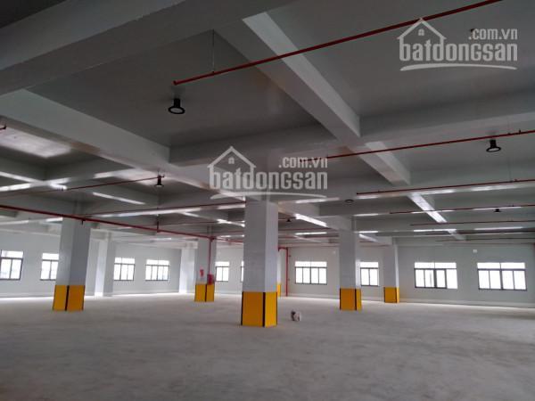 Cho thuê nhà xưởng cao tầng mới xây 3.000m2 - 15.000m2 tại KCN Long Hậu - Long An (0907861316)