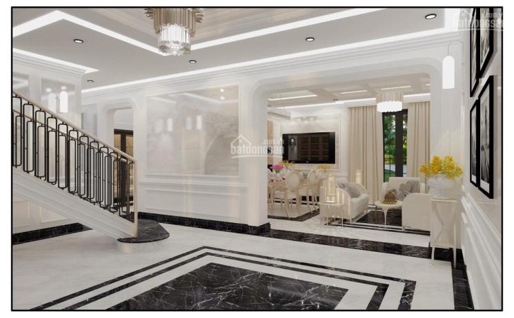 45,5 tỷ - biệt thự đường Quốc Hương, Thảo Điền, Q2. DT 16x21m 3 lầu hồ bơi, nội thất mới cao cấp ảnh 0