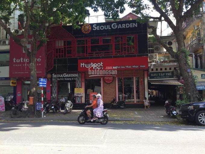 Mặt bằng kinh doanh trung tâm phố Nguyễn Khánh Toàn 200m2, mặt tiền 18m ảnh 0