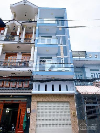 Bán nhà hẻm kinh doanh rộng 12m đối diện Aeon Mall, 4x18m, 1 trệt, 1 lửng 2 lầu ST, giá 9,1 tỷ TL ảnh 0