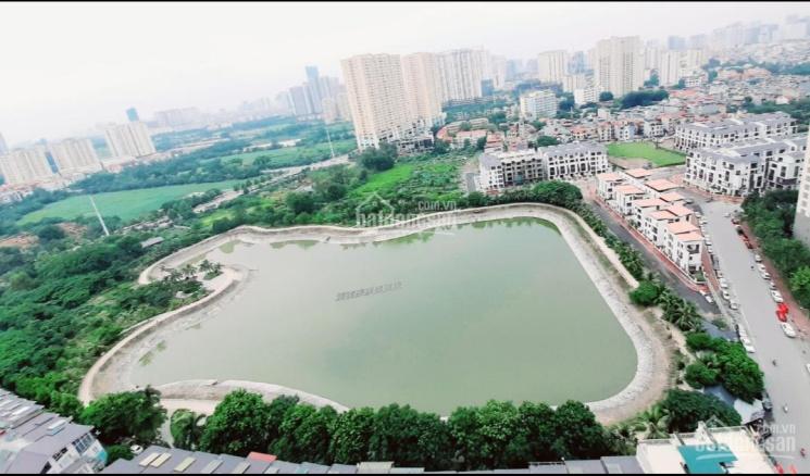 Bán căn hộ 3 phòng ngủ tại Euroland TSQ DT 123m2, view hồ điều hòa cực đẹp, giá 2.6 tỷ ảnh 0