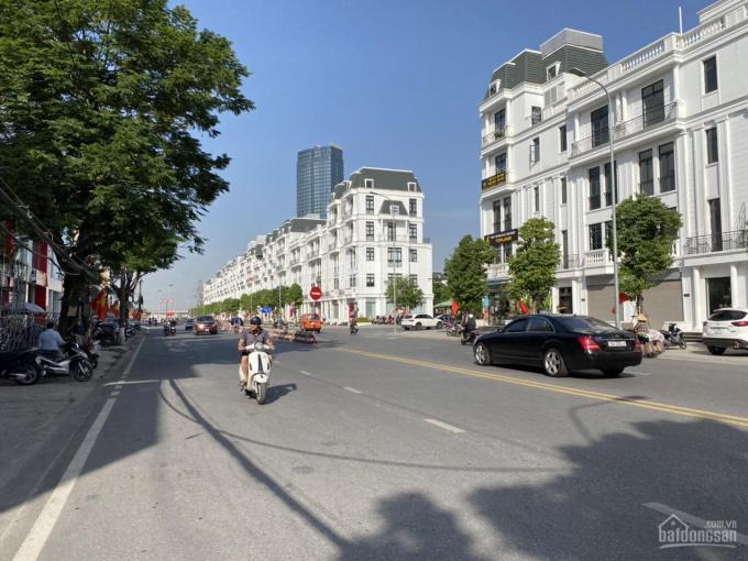 Shophouse Vinhomes 6 tầng đã hoàn thiện, mặt đường Bạch Đằng, Hồng Bàng, Hải Phòng ảnh 0