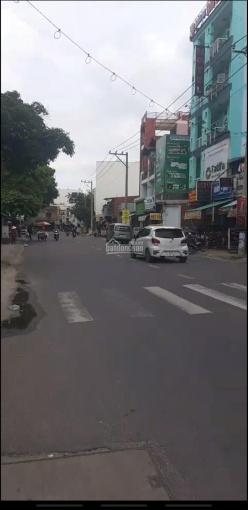 Góc 2Mặt Tiền - Tân Hương - Tân Phú. 1Trệt + 5Lầu - Giá 42Triệu/Tháng ảnh 0